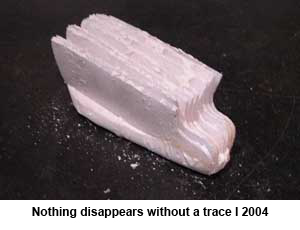 IzOztatNothingDisappearsWithoutATrace2004_works